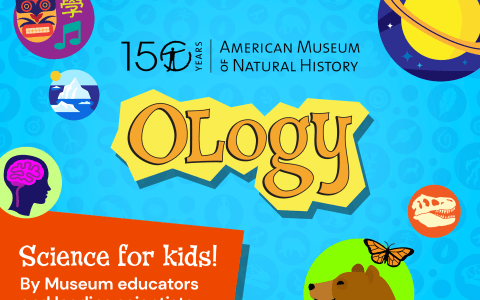 AMNH Launches 'OLogy' Science iPad App for Kids