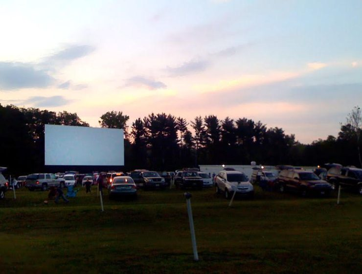 "Check out ""A Night at the Drive-In,"" a summer movie series which includes a series of movies right in our own backyard at The Overlook in Poughkeepsie."