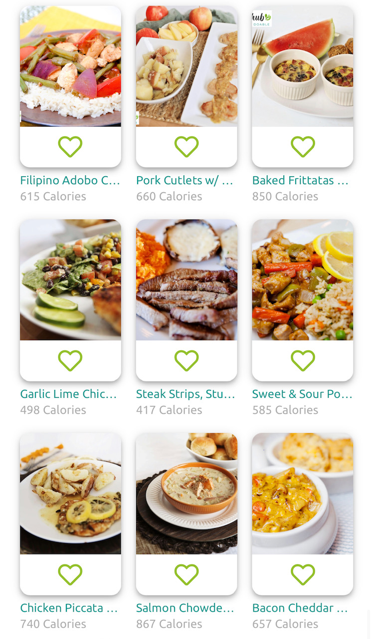 Bored with Dinner? The New Dinnerhub App Inspires New Ideas with Detailed and Dietary-Specific Menu Options