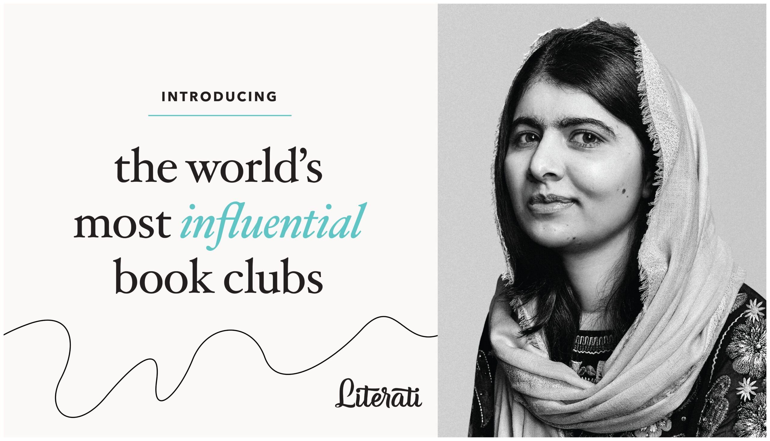 Malala Yousafzai's club Literati book club