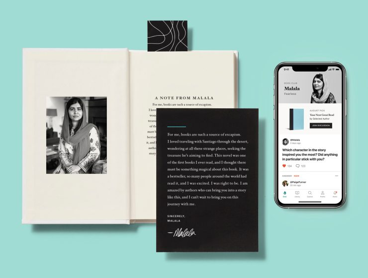 Literati Launches Book Club Platform Featuring Prominent Luminaries