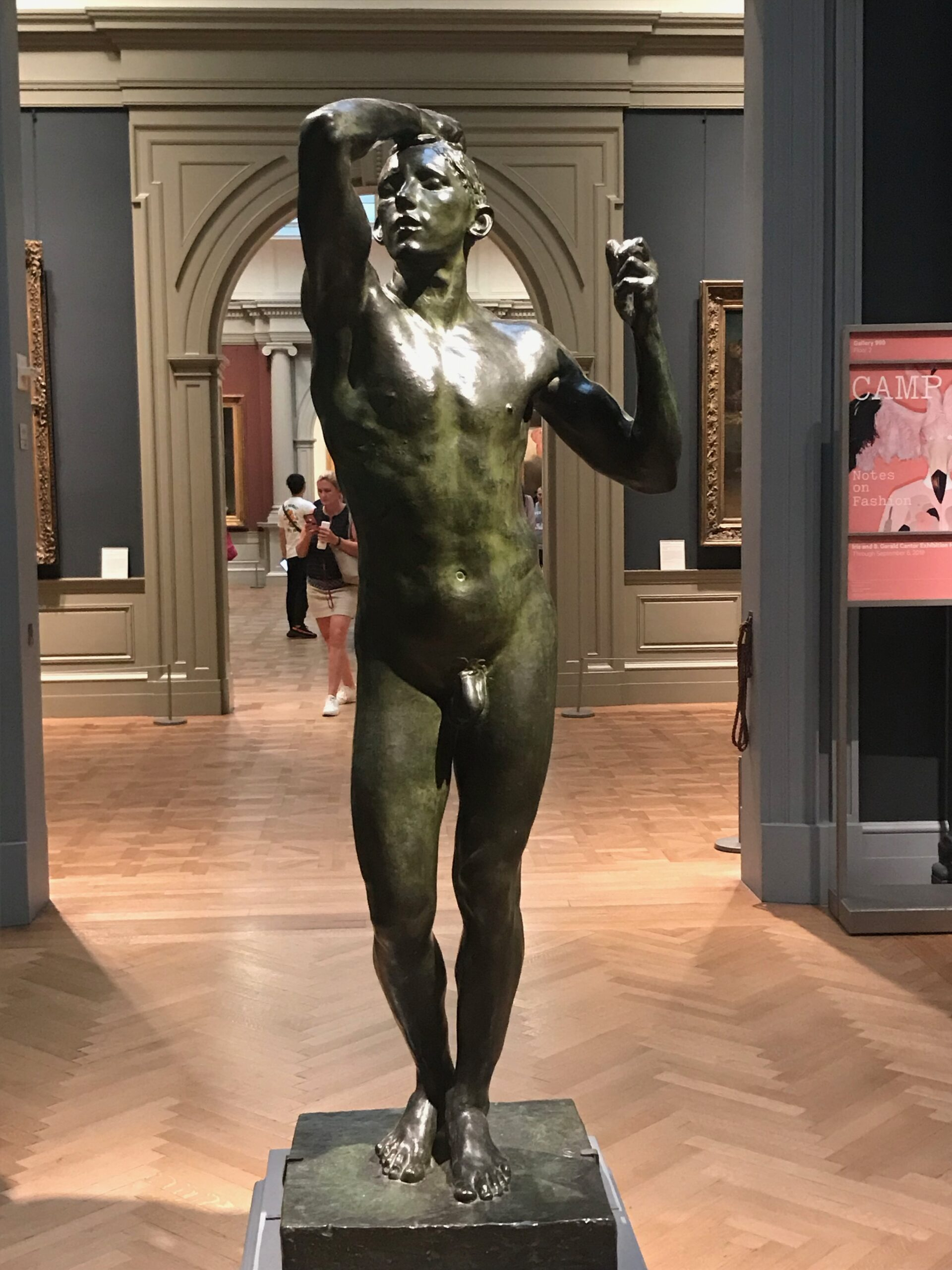 Weekend Idea: Zoom Tour of the Unhung Heroes of the MET