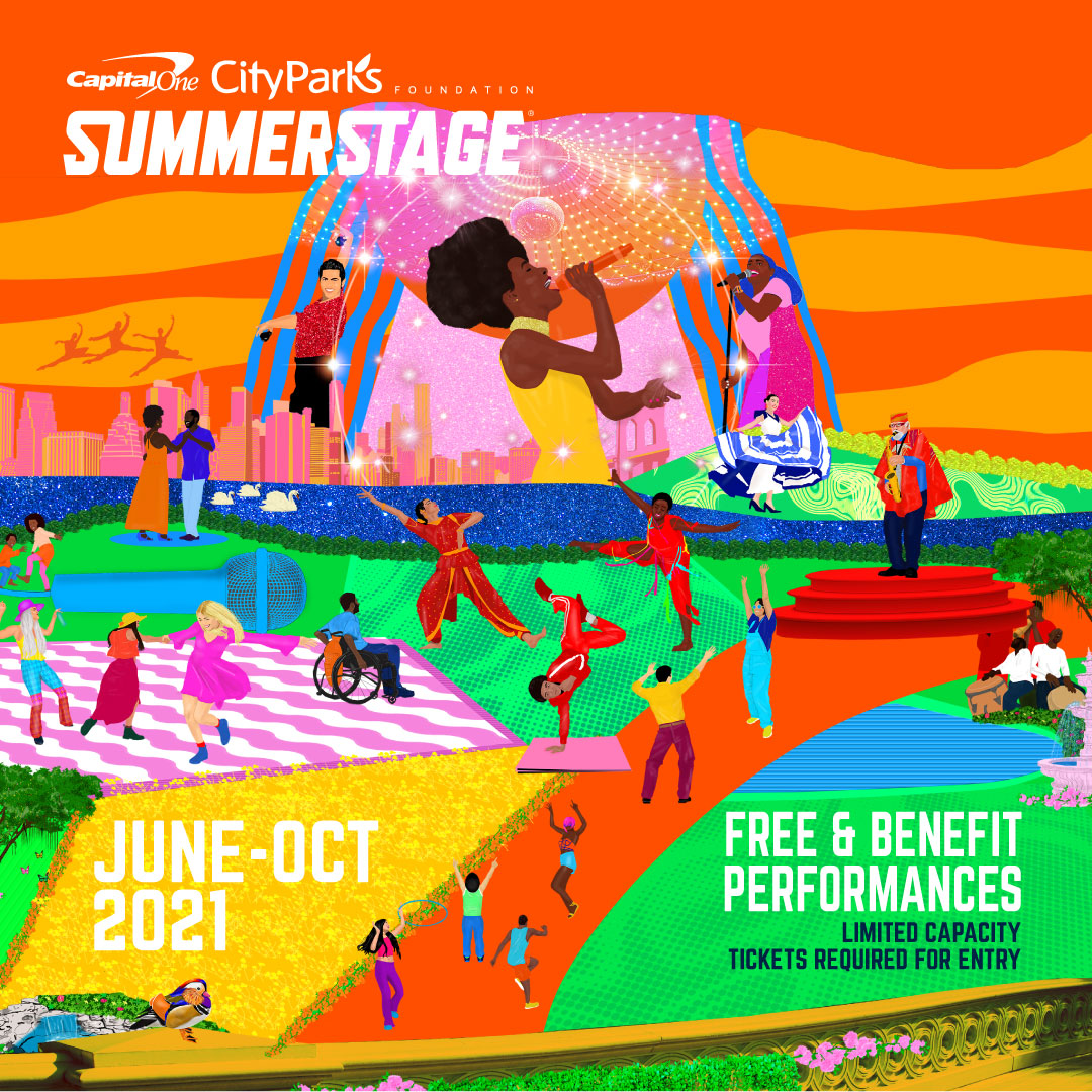Summerstage is Back! Here's What to Expect this Year