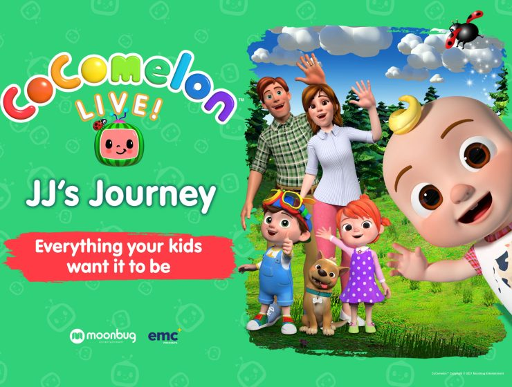 Get your tickets to CoComelon LIVE! JJ's Journey: