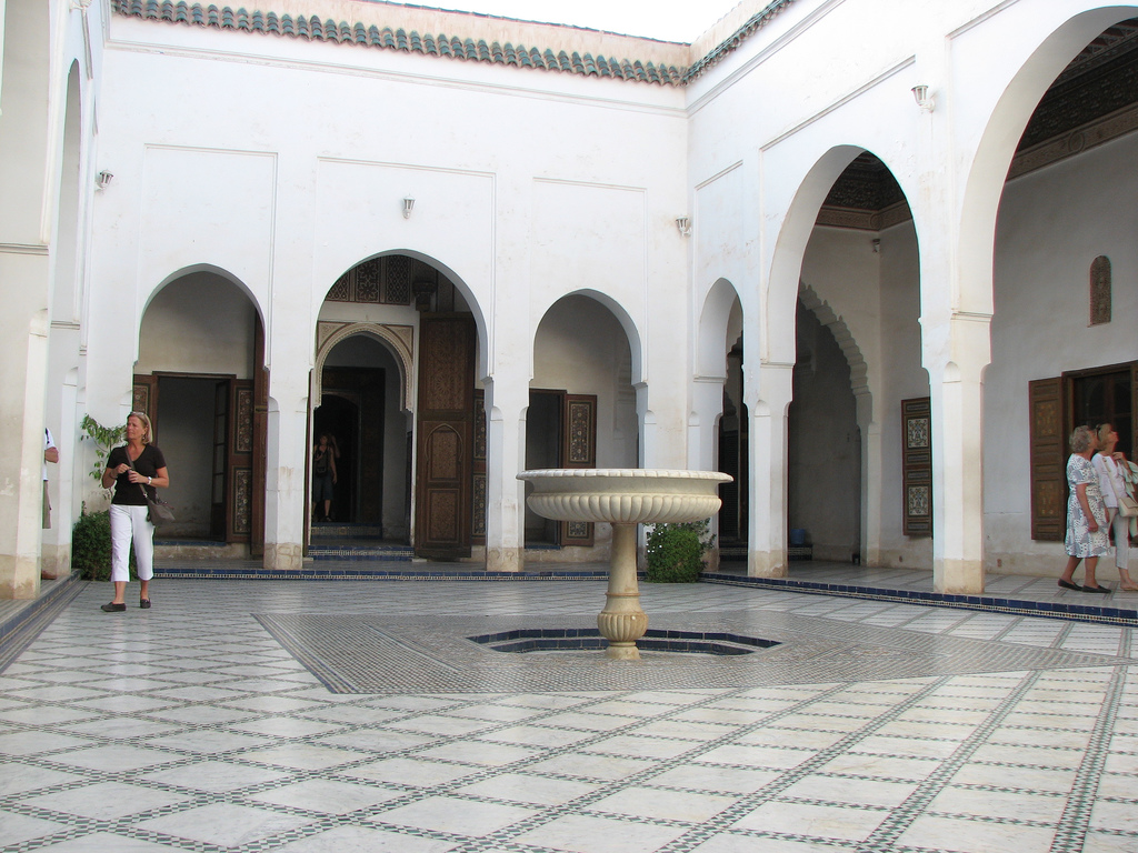 Palais de la Bahia, Marrakech, by insmu74 on Flickr