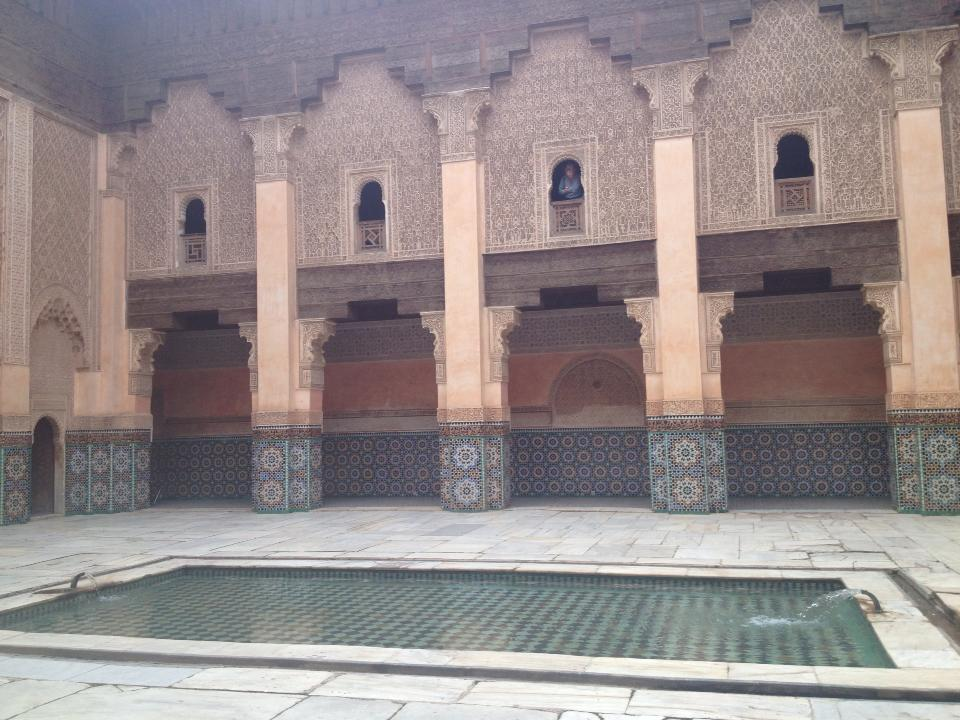 Medersa Ben Youseff, Marrakech, Morocco | TheWeekendJetsetter.com