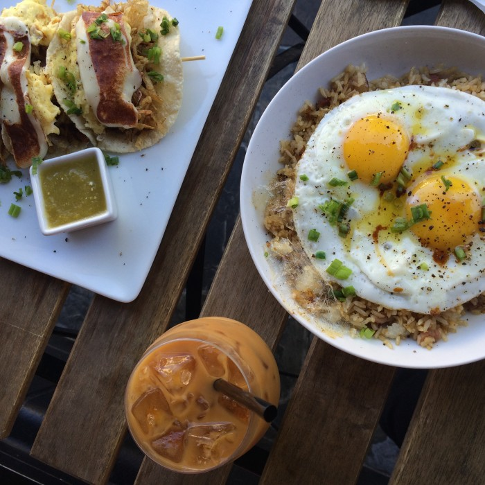 Brunch at Onefold in Denver, Colorado | TheWeekendJetsetter.com