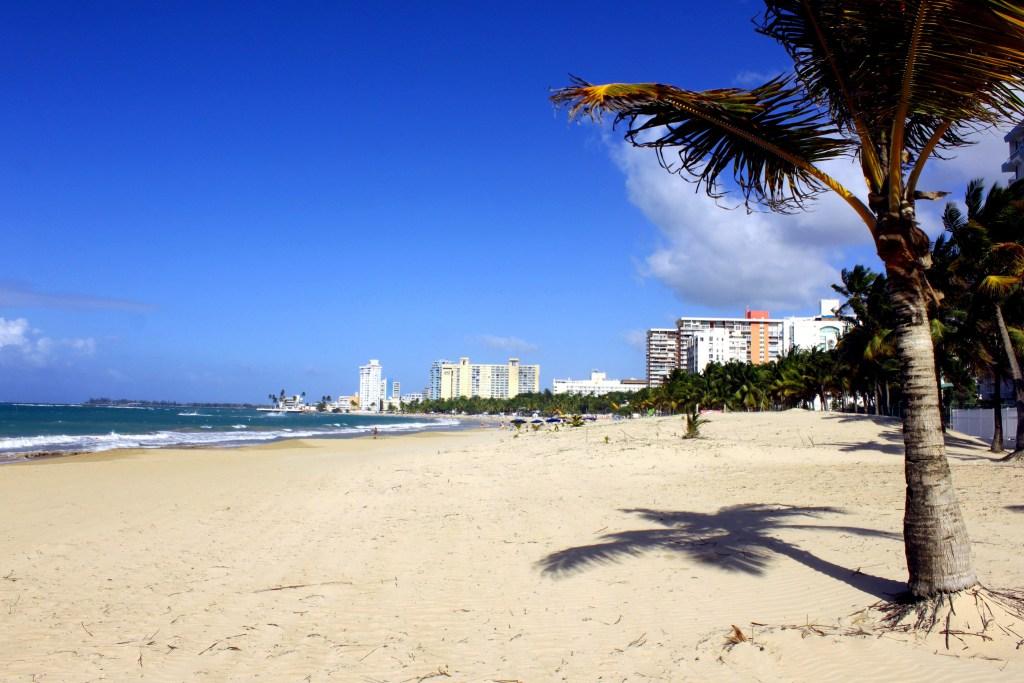 Beach, San Juan, Puerto Rico