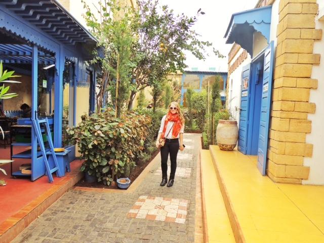48 Hours in Casablanca - La Sqala | TheWeekendJetsetter.com