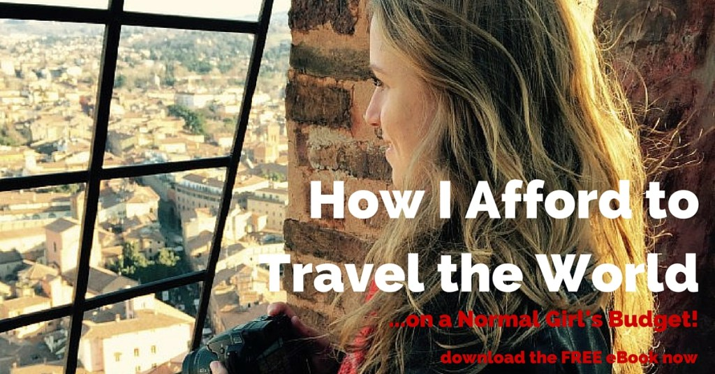 How I Afford to Travel the World(1)