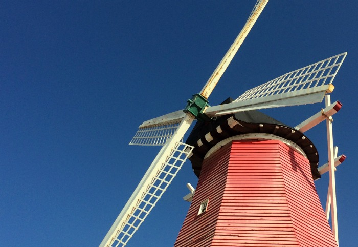 Old Dutch Windmill, Aruba | TheWeekendJetsetter.com