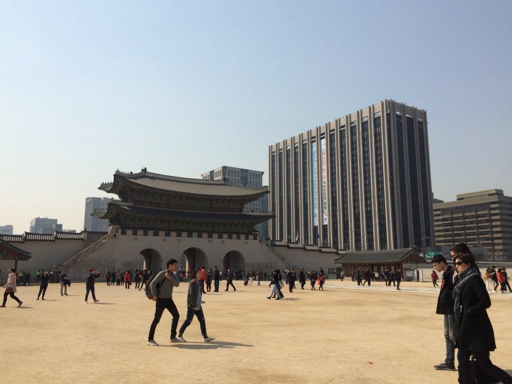 Gyeongbok Palace, Seoul, Transit Tour, Free Airport Tour, Seoul