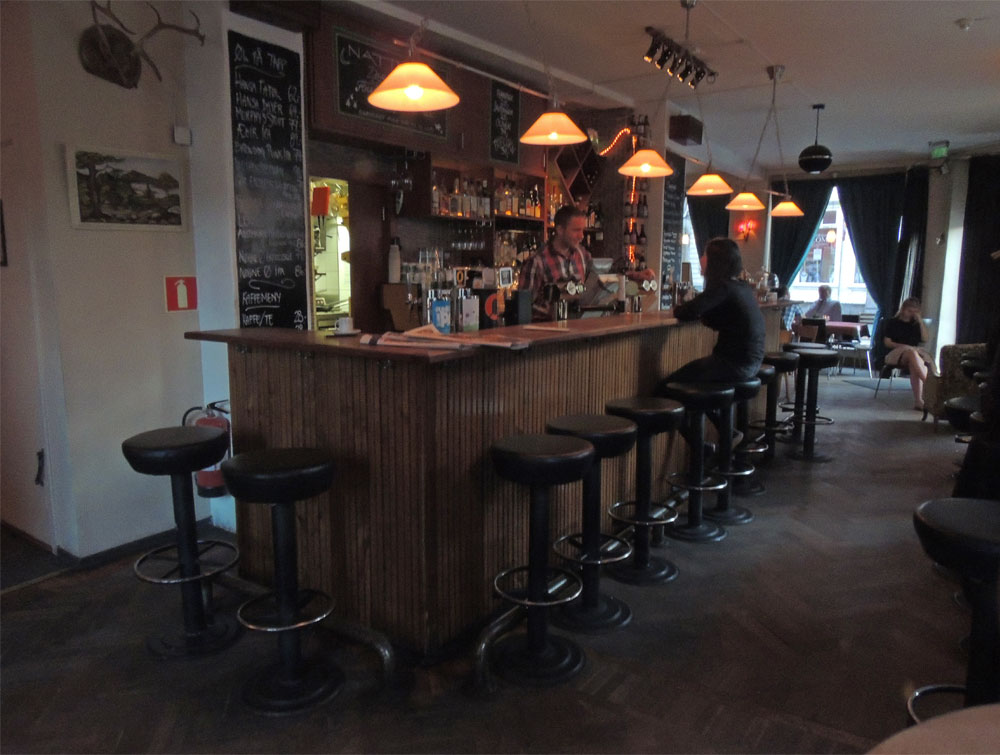 Pingvinen, Bar in Bergen, Norway | TheWeekendJetsetter.com
