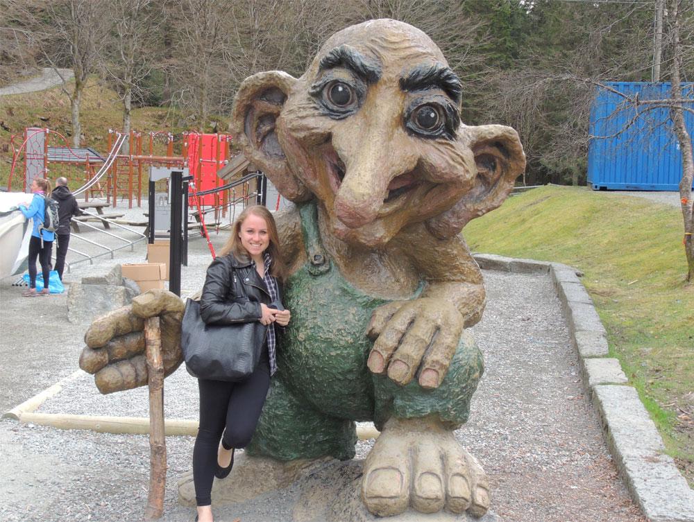 bergen-troll-photo