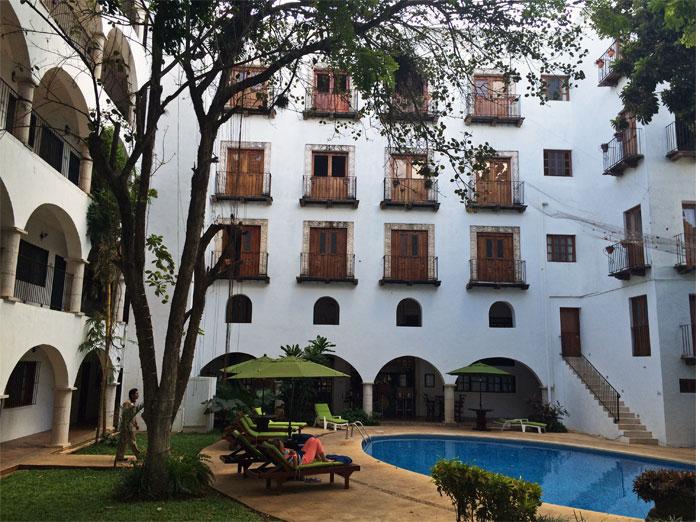 Meson del Marques hotel, Weekend Getaway: Valladolid, Yucatán, Mexico   TheWeekendJetsetter.com