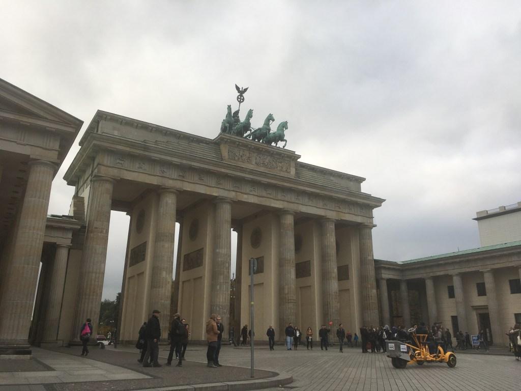 Brandenburg Gate, Berlin | 48 Hours in Berlin | TheWeekendJetsetter.com