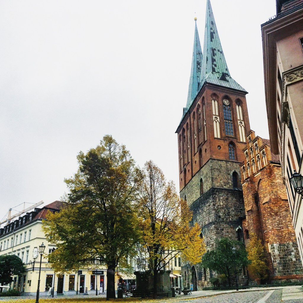 Things to do in Berlin | 48 hours in Berlin | Nikolaiviertel | TheWeekendJetsetter.com