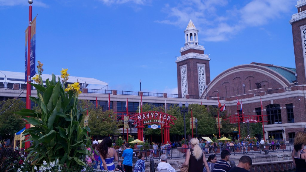 Navy Pier, Chicago | Photo: Anthony Lorenzo/Flickr | TheWeekendJetsetter.com