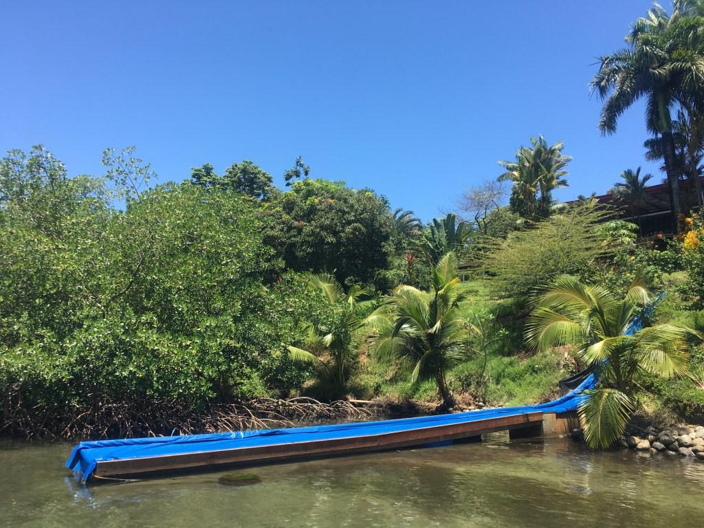 Bambuda Lodge - Waterslide, Bocas del Toro   TheWeekendJetsetter.com
