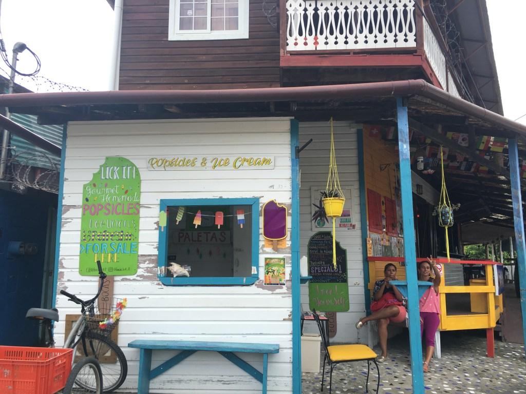 Paletas in Bocas Town | TheWeekendJetsetter.com