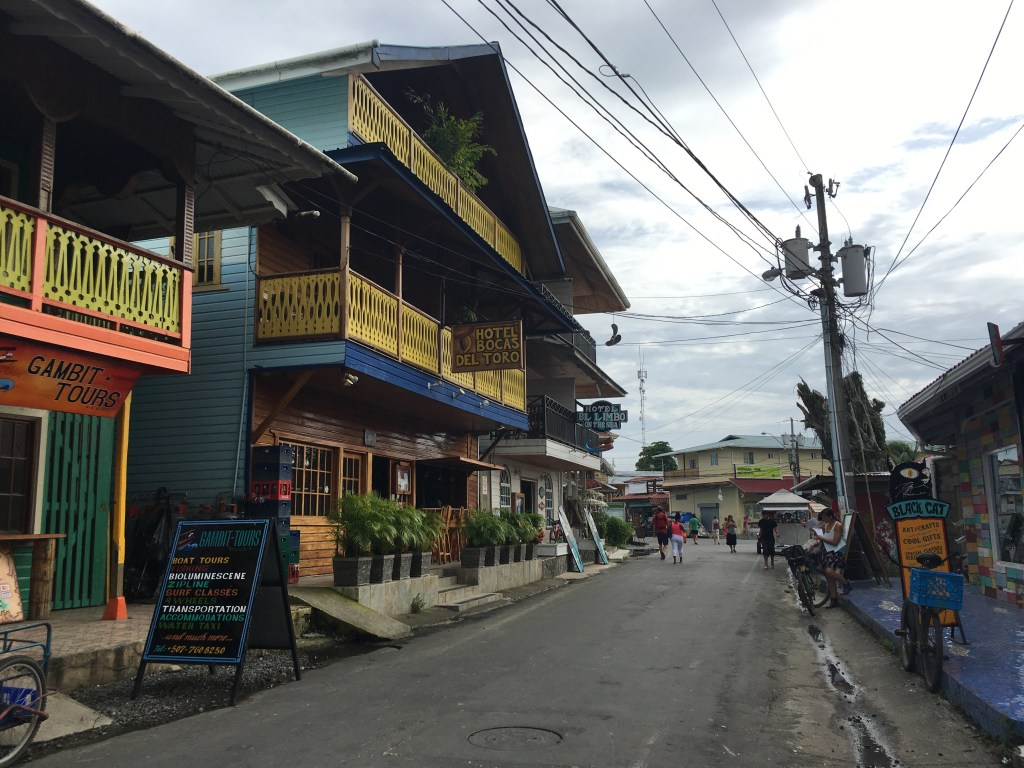 Bocas Town, Islands of Bocas del Toro | TheWeekendJetsetter.com