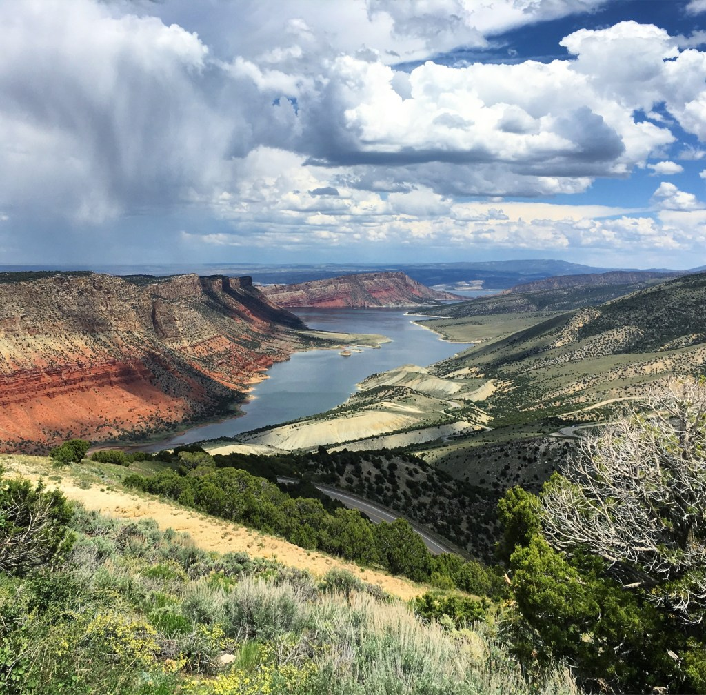 Flaming Gorge, Utah, I-80 Road Trip   TheWeekendJetsetter.com