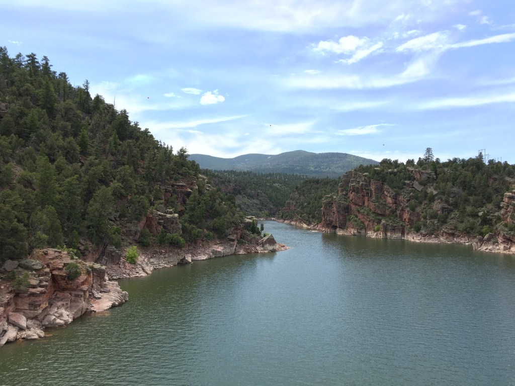 Flaming Gorge, Utah, I-80 Road Trip | TheWeekendJetsetter.com