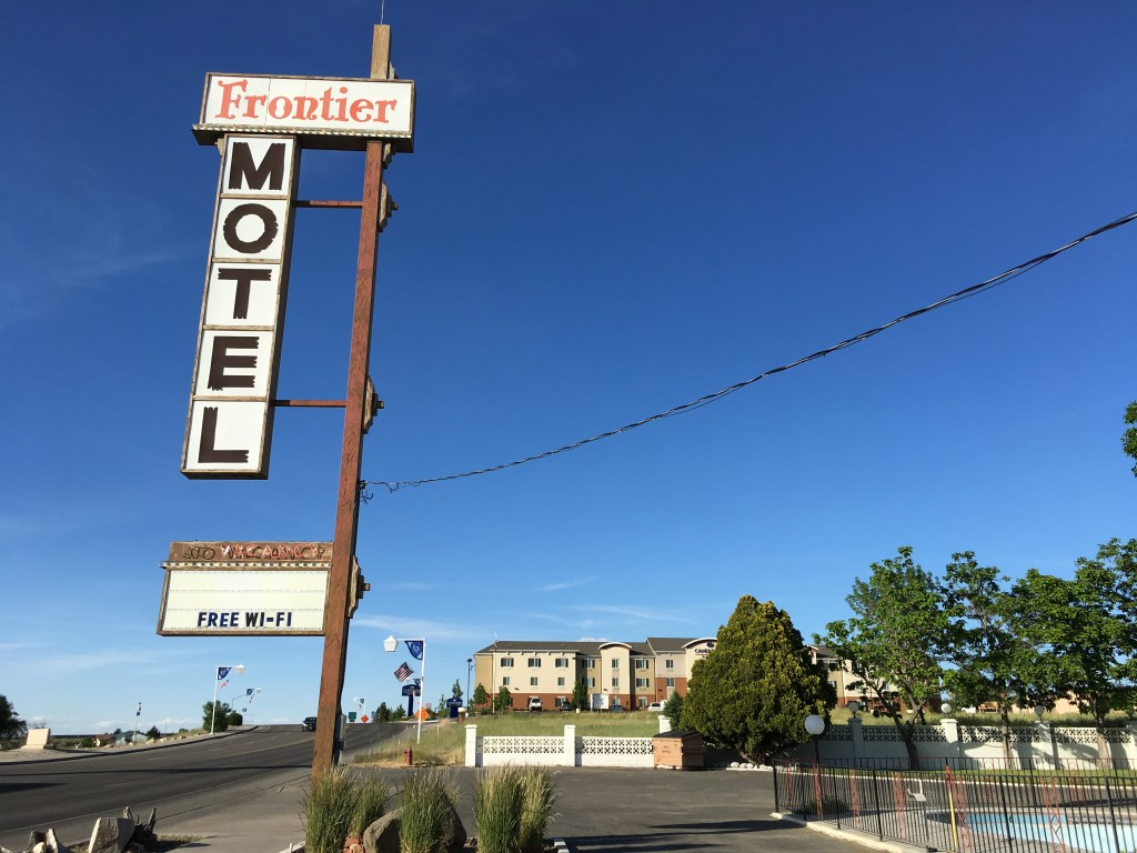Frontier Motel in Winnemucca, NV | TheWeekendJetsetter.com