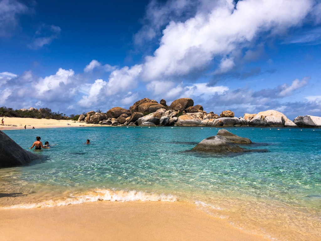 The Baths, Virgin Gorda, British Virgin Islands | TheWeekendJetsetter.com