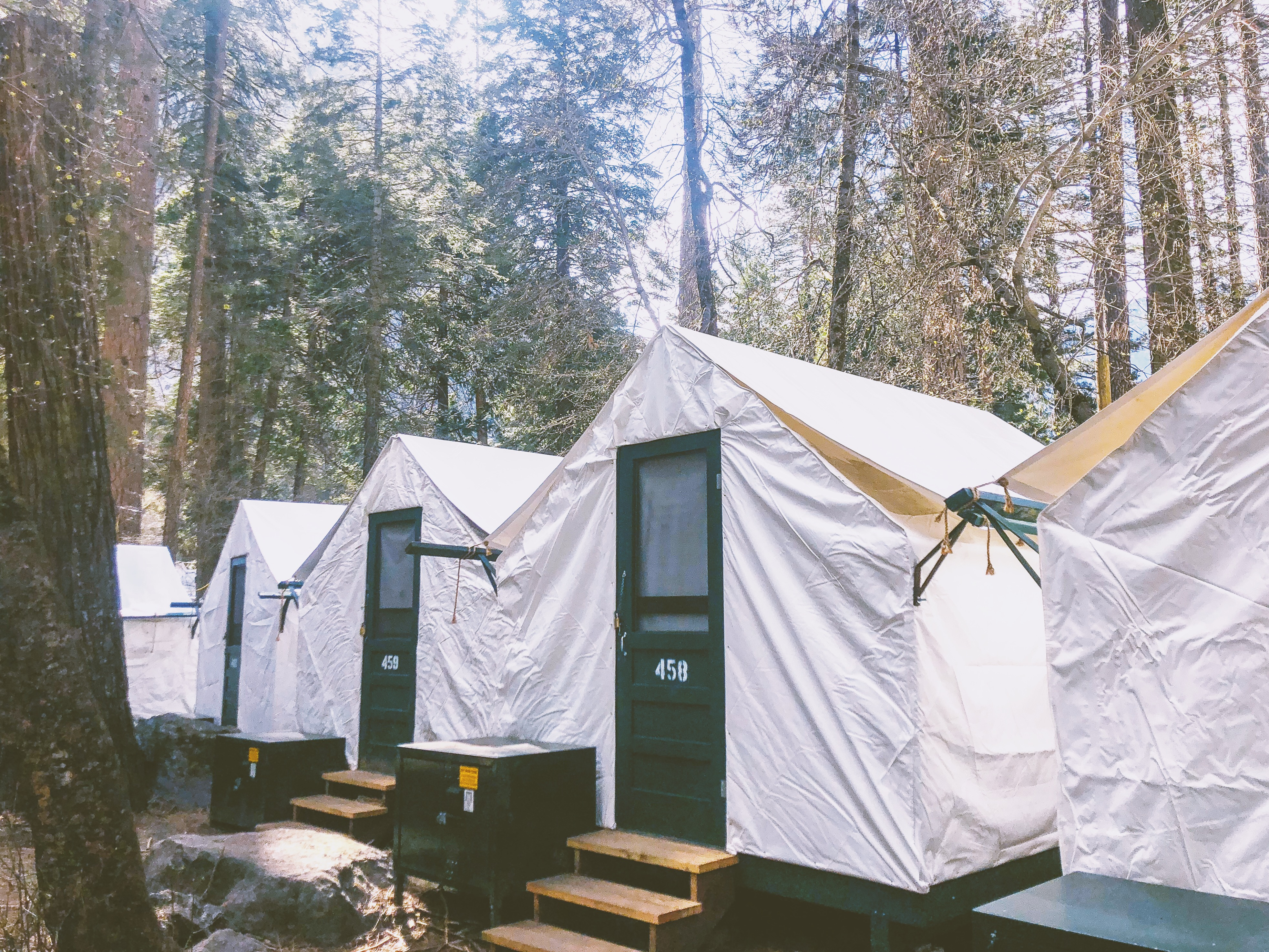 What to Pack for Half Dome Village in Yosemite National Park (u0026 What to Expect Once There) & What to Pack for Half Dome Village in Yosemite - The Weekend Jetsetter