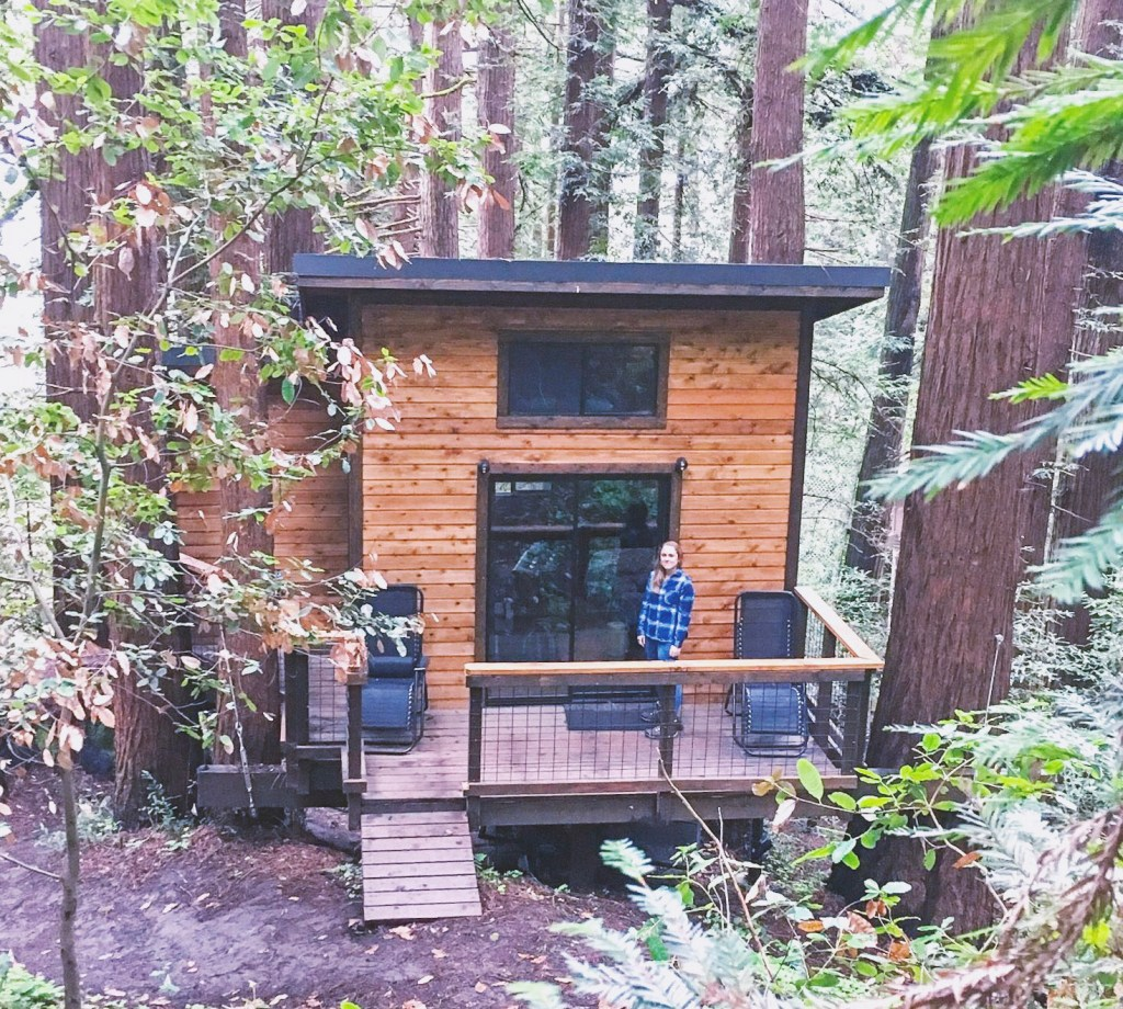 Treehouse Weekend in the Santa Cruz Mountains