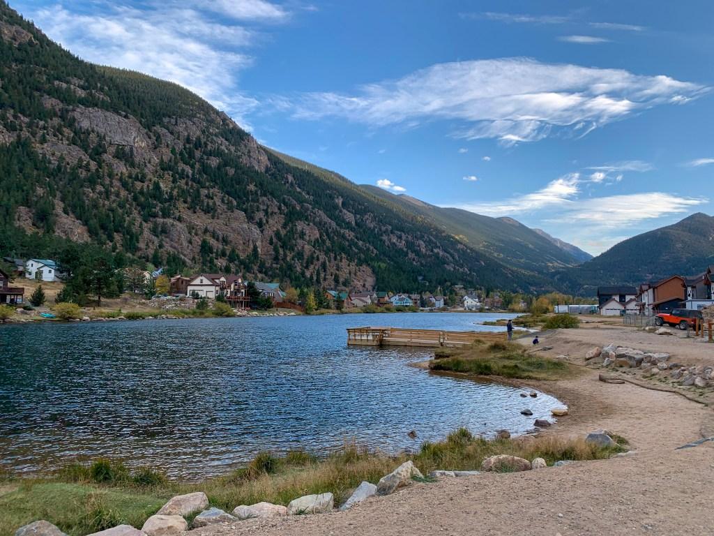 Georgetown Lake Colorado