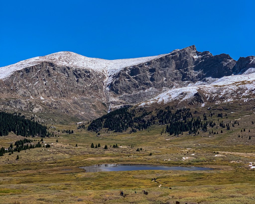 Guanella Pass Colorado