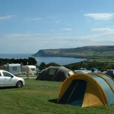 hooks house farm campsite
