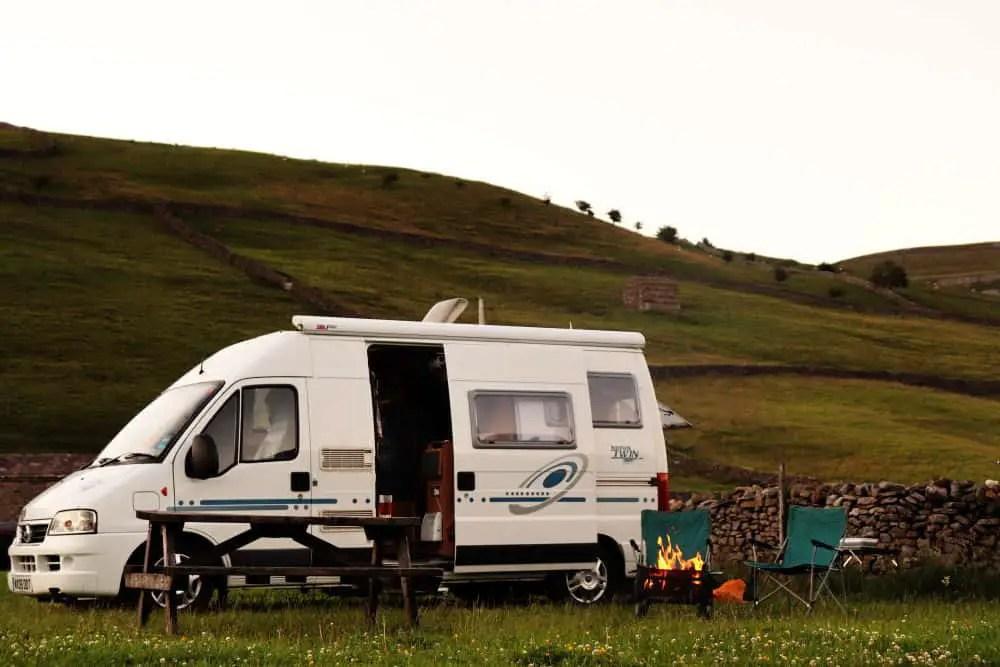 Usha Gap Campsite