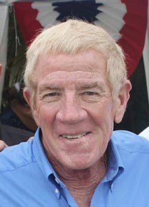 Marathon Mayor Dick Ramsay