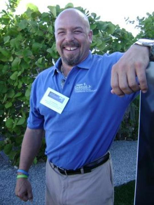 Living landlocked as a boy, Dr. Patrick Rice is the director of the FKCC Marine Science Department