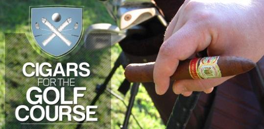 Golf Cigar Feature