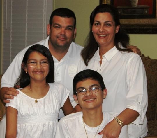 Herrada Family