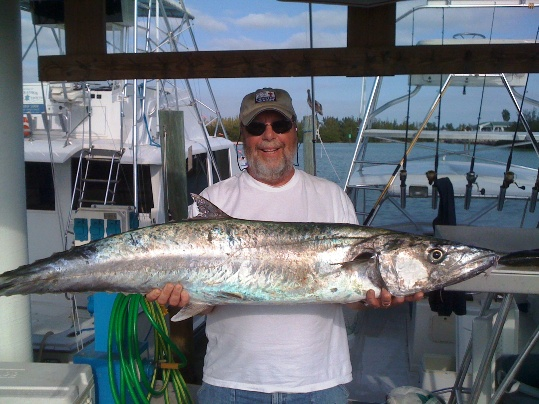 Catching big sailfish on the Best Best is a normal occurrence. Photo by: Mike Nealis of The Weekly Newspapers