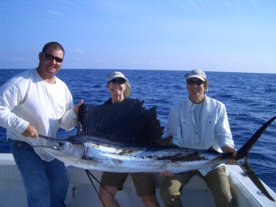 There's no denying it, the recent cold front has had a profound impact on our inshore fishery