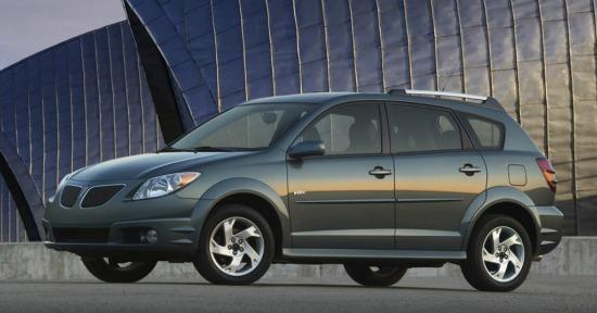 Mazda3, Pontiac Vibe among best used cars for under 10K