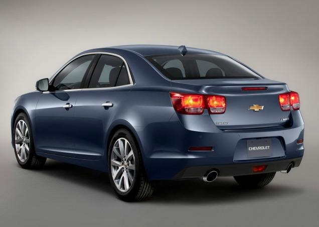 Chevy Malibu review, 2013: New midsize sedan has continental flair 3