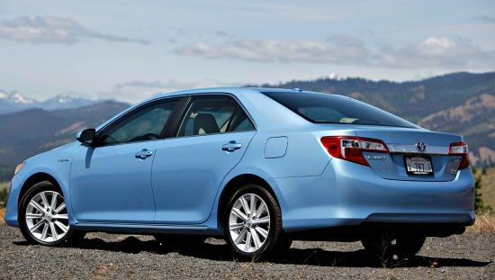 2013 Toyota Camry: Top-selling sedan still reliable, efficient 1