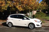 2015 Ford C-Max: Underdog hybrid still chasing Prius (VIDEO)