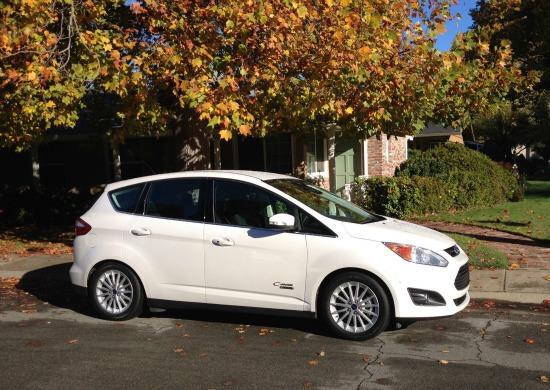 2015 Ford C-Max: Underdog hybrid still chasing Prius (VIDEO)