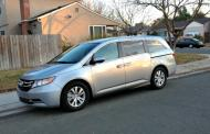 Honda Odyssey woes return with second massive recall