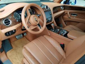 2017 Bentley Bentayga: Plush, Powerful, Fit For A Queen 1