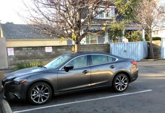 The 2017 Mazda6 is a strong challenger top family sedans like the Honda Accord and Toyota Camry.
