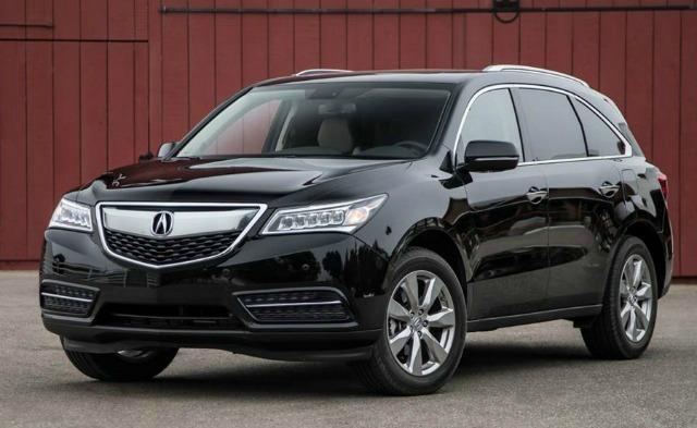 2017 Acura MDX: Enduring SUV gets a new look